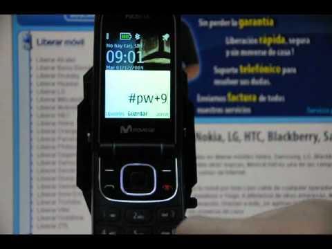 Liberar Nokia 3710 Fold, desbloquear Nokia 3710 Fold de Movistar - Movical.Net