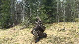 jerven fjellduken original asuna ja camo testi as a clothing and camo test