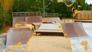 Skatepark Bertrange in Luxemburg