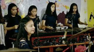 Mix: Las chancletas, Bailando con la llorona, Cuque López- Marimba Juvenil Femenina de Malacatancito
