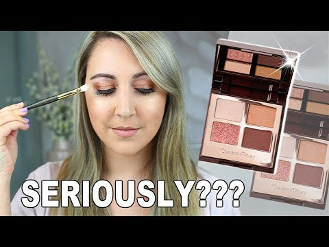 Charlotte Tilbury Dreamgasm Palette... Why You Might Not Want To Buy It 😬 thumbnail