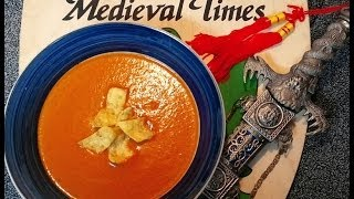 Medieval Times Tomato Bisque