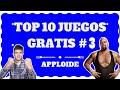 Top 10 Mejores Juegos Gratis   Android & iOS #3 2015