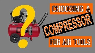 Best Air Compressors For Air Tools