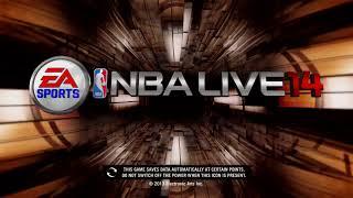 NBA Live 14 Intro (PlayStation 4)