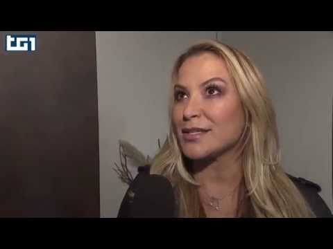 Anastacia backstage of the interview curiosity & unpublished