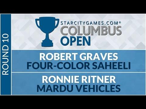 SCGCOL - Round 10 - Robert Graves vs Ronnie Ritner (Standard)