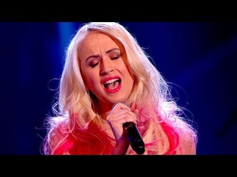 The Voice UK 2013 | Leanne Jarvis performs 'Alone' - The Knockouts 1 - BBC One