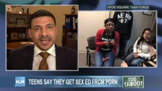 CNN: Teens getting sex ed from porn?