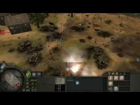 Company Of Heroes Blitzkrieg Mod Jagdtiger Youtube