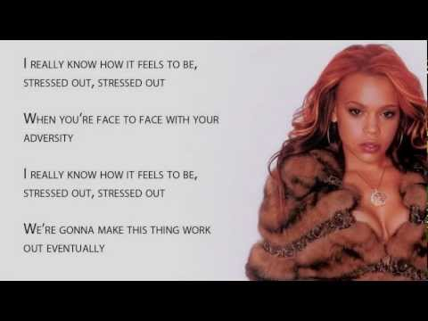 A Tribe Called Quest ft. Faith Evans - Stressed Out (with lyrics)