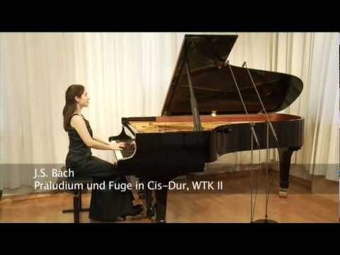 Bach- Prelude and Fugue
