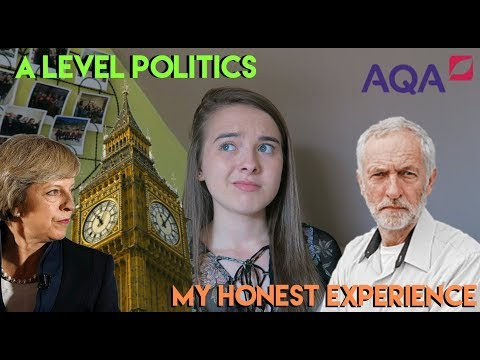 My HONEST AS Level Experience: Politics