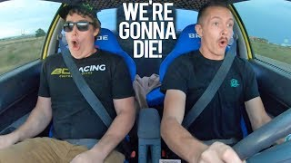 INSANE TURBO CIVIC REACTION - 30PSI of DEATH