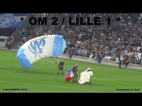 OM 2 / Losc 1 - 2 Nov. 2019 - Marseille / Lille - Benedetto / Payet
