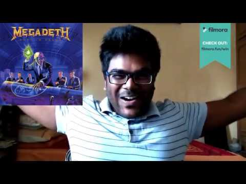 Megadeth - Tornado of Souls | REACTION! by Indian Guy