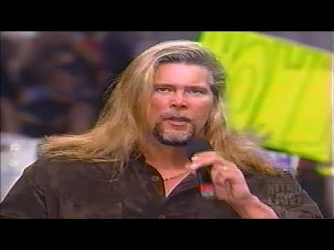 Kevin Nash Tells Goldberg & Bigelow They Won't Be Fighting Alone [Nitro - 7th December 1998]
