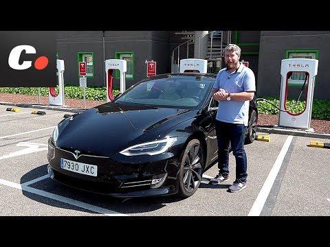 Tesla Model S P100D 2017 | Prueba / Test / Review en español | Coches.net