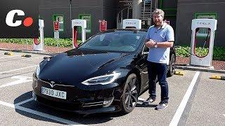 Tesla Model S P100D | Prueba / Test / Review en español | Coches.net