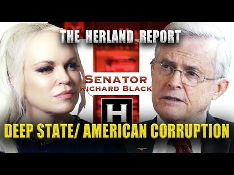 Senator Richard Black on Deep State, American Corruption