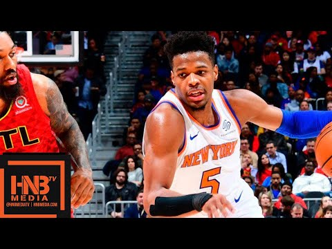 Atlanta Hawks vs New York Knicks Full Game Highlights | 02/14/2019 NBA Season