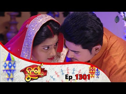Durga | Full Ep 1301 | 7th Feb 2019 | Odia Serial - TarangTV