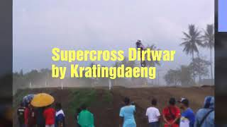 Wartasas : Kratingdaeng Supercross Dirtwar Malang