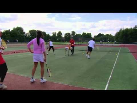 What is Cardio Tennis?