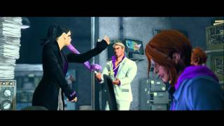 Saints Row 3 - Pierce goes through Kinzie's room and is SHOCKED at what he finds!