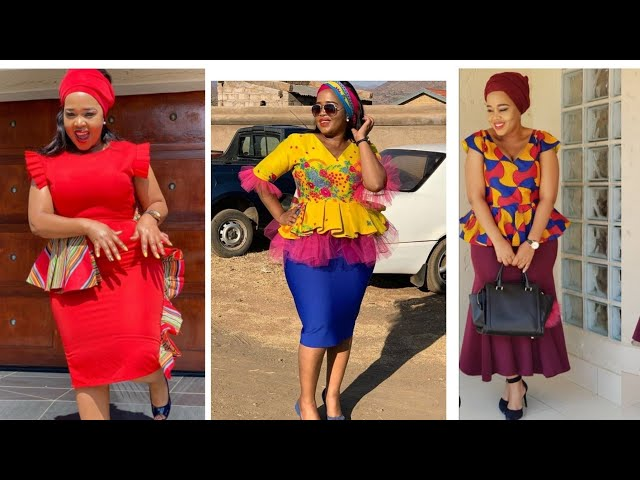 Top 45 Sepedi Traditional Clothes For Ladies And Men 2020 With Images Briefly Sa