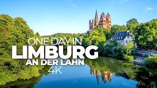 ONE DAY IN LIMBURG AN DER LAHN (GERMANY)   4K UHD   Enjoy a wonderful oldtown and more