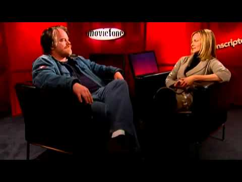 Unscripted with Philip Seymour Hoffman and Laura Linney