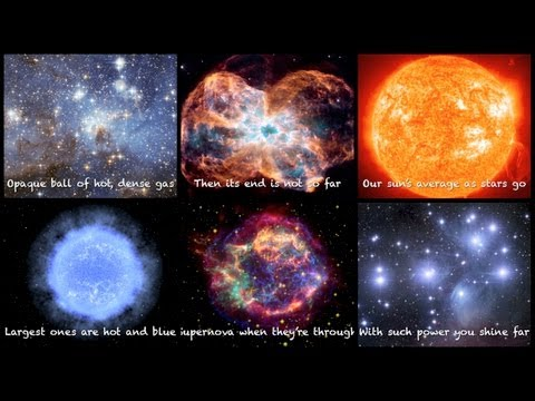 Scientific Songs: Twinkle, Twinkle, Little Star, I Know Exactly What You Are