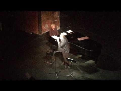 Gérard Depardieu chante Barbara aux bouffes du Nord à Paris le 17fev2017_Final