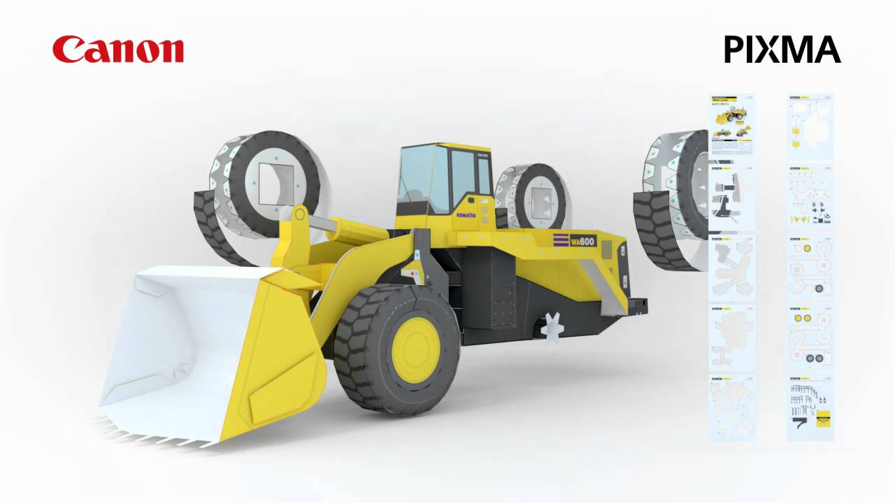Canon wheel loader animation youtube canon wheel loader animation jeuxipadfo Images