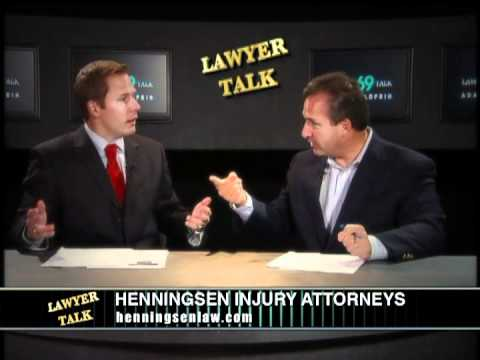 Georgia Personal Injury Attorney Todd Henningsen Discusses Auto Accident Claims with Adam Goldfein