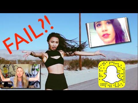 MyLifeAsEva already fails as a Vegan??? Snapchat story #2