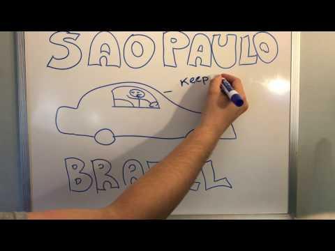 Solution to Sao Paulo's Traffic Problem (Sao Paulo, Brazil) (See Description)