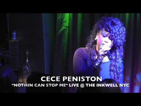 CECE PENISTON Live at The INKwell NYC Grown Folk Fridays Afterwork 1 16 2015