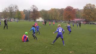 CZ6-Kudełek na Mistrzostwach Polski Footbal Academy w roczniku 2010-Rozpoczęcie-VI Mecz FA Głogów