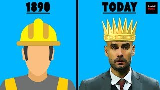 The Evolution of Football Managers- Carpenters To 15M Pound Professionals