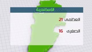 الأرصاد: أمطار غزيرة اليوم وانخفاض الحرارة.. والصغرى بالقاهرة 19 درجة