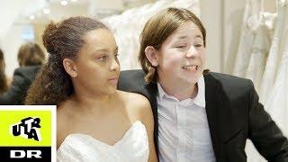 Prøver kjoler til surprise-bryllup? | Børnene på Strøget | Ultra