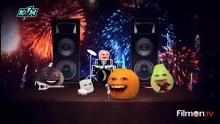 The High Fructose Adventures Of Annoying Orange - Intro (Season 2)