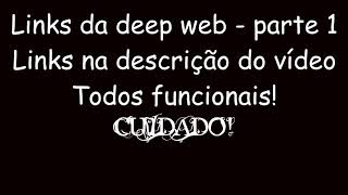 Top - 50 sites mais macabros da Deep Web!