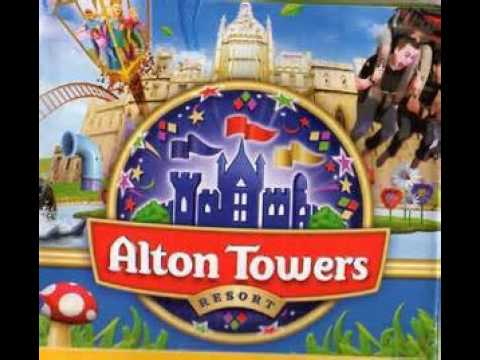 Alton Towers /hall of the mountain king