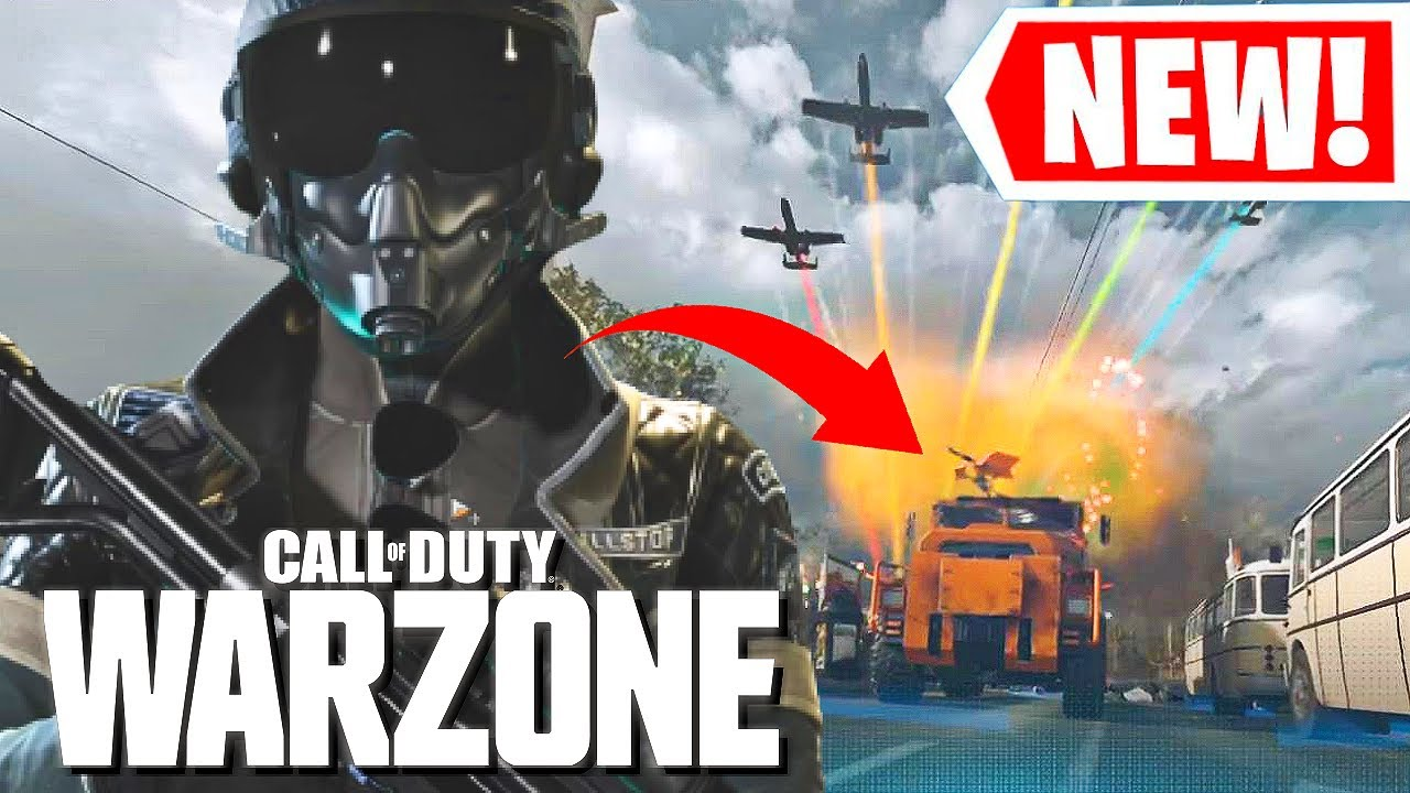 Call of Duty WARZONE: PAYLOAD MODE IS CRACKED & SPECIAL OPS PRO PACK IS AMAZING (Season 4 Reloaded)