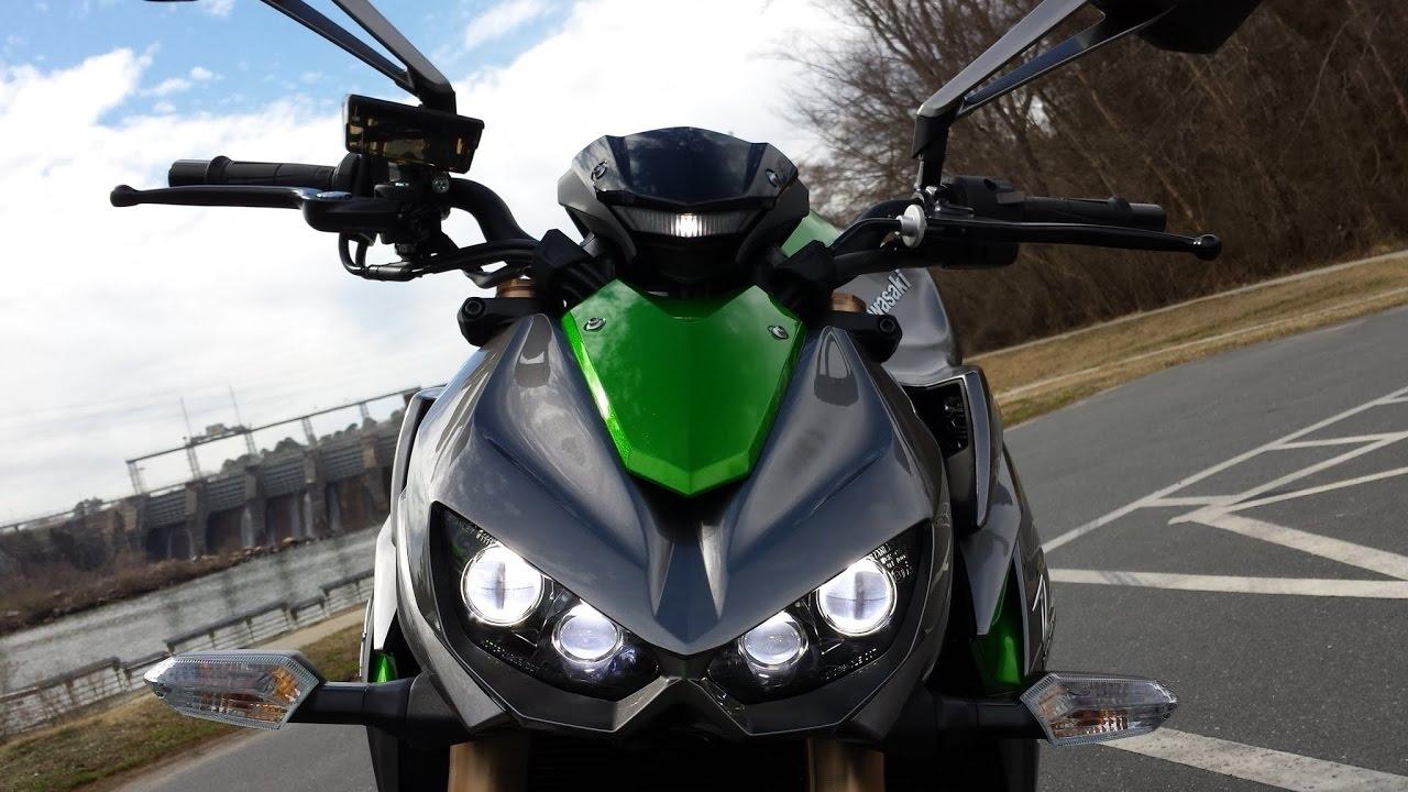 Kawasaki Z1000 2017 Launch Price Details Revealed Youtube