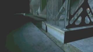 AVP2- CHESTBUSTER TPP gameplay (part 2)