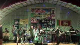 The RAGE Band Kalutara 2014-04-20  bothale mage
